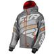 Charcoal/Gray/Orange Boost X Jacket