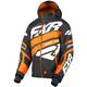 Black/Orange/White Boost X Jacket