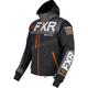 Black/Charcoal/Orange Helium Pro X Jacket