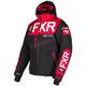 Black/Red/White Helium X Jacket
