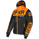 Black/Orange/Charcoal Helium X Jacket
