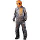 Charcoal/Gray/Orange Ranger Instinct Lite Monosuit
