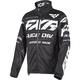 Black/White Cold Cross Race Ready Jacket