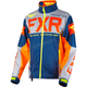 Navy/Gray/Orange/Red/Hi-Vis Cold Cross Race Ready Jacket