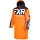 Orange/Black/White Warm Up Coat