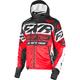 Black/Red/White RRX Jacket