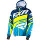 Blue/Navy Fade/Hi-Vis RRX Jacket