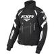 Womens Black/White Adrenaline Jacket