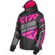 Women's Black/Charcoal/Fuchsia Boost X Jacket