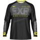 Black/Hi Vis Helium X Tech Longsleeve Shirt