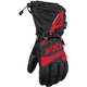 Black/Red Fuel Gloves