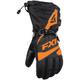 Black/Orange Fuel Gloves