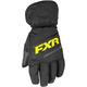 Black/Hi-Vis Octane Gloves