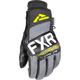 Black/Charcoal/Gray/Hi-Vis Transfer Pro-Tec Gloves