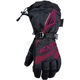 Women's Black/Wineberry Fusion Gloves