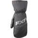 Youth Black Octane Mitts