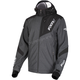 Charcoal Heather/Black Renegade Softshell Jacket