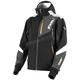 Black/Orange Renegade Softshell Jacket