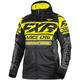 Black/Hi-Vis Race Division Tech Zip Hoody