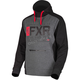 Black/Red Authentic Pullover Hoody