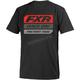 Black/Lava Race Division T-Shirt