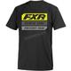 Black/Hi-Vis Race Division T-Shirt