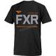 Black/Orange Helium T-Shirt