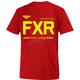 Red/Hi-Vis Helium T-Shirt