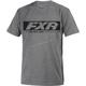 Gray Heather/Black Factory T-Shirt