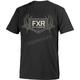 Black/Gray Antler T-Shirt