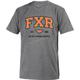 Gray Heather/Orange Collegiate T-Shirt