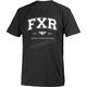 Black/White Collegiate T-Shirt