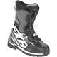 Black/White/Charcoal X-Cross Pro Boa Boots