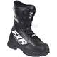 Black X-Cross Speed Boots