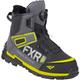 Black/Charcoal/Hi-Vis Helium Outdoor Boa Boots