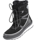 Women's Black/White Pulse Short Boots