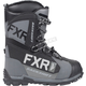 Black/Charcoal Backshift Speed Boots