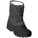 Youth Black/Charcoal Octane Boots