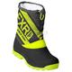 Youth Black/Hi-Vis/Charcoal Octane Boots
