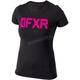 Women's Black/Fuchsia EVO Tech T-Shirt
