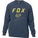 Navy Legacy Crew Sweatshirt