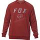 Bordeaux Legacy Crew Sweatshirt