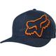 Navy Clouded Flexfit Hat