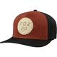 Black Resolved FlexFit Hat