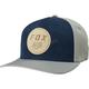 Gray Resolved FlexFit Hat