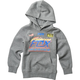 Youth Heather Graphite Jetskee Pullover Hoody