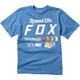 Youth Dusty Blue Murc SS T-Shirt