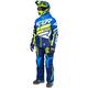 Navy/Blue Fade/Hi-Vis Boost Lite Dri-Link 2-Piece Monosuit