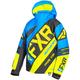 Child's Blue/Hi-Vis/Black CX Jacket