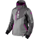 Women's Grey/Charcoal/Wineberry Renegade Jacket
